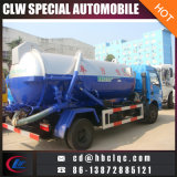 Dongfeng 6000L Vacuum Loking Truck Vacuum Sewer Tank Vehicular