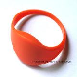 Bracelet intelligent du bracelet ID/IC d'IDENTIFICATION RF de NXP MIFARE DESFire EV2 2k/4k/8k