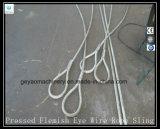 estilingues brilhantes da corda de fio de 6X25 Iwrc - olho e olho