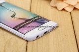 Caso dulce del color TPU del modelo del caramelo para la galaxia S6 de Samsung