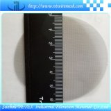 Disco Heat-Resisting del filtro dall'acciaio inossidabile