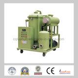 Sistema de la deshidratación del petróleo de la turbina