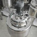 Staninlessの鋼鉄装飾的なクリーム色の真空の乳状になるタンク