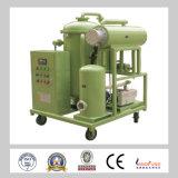 Purificador del aceite aislador de la sola etapa, máquina de Regeration del petróleo del transformador, petróleo inútil del transformador que recicla la máquina (JY)