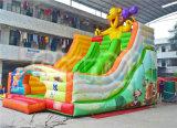 党使用(CHSL478S)のための力のライオンの膨脹可能なスライドの動物のスライド