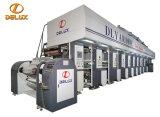 Máquina de impressão eletrônica de alta velocidade do Rotogravure da linha central (DLYA-81000C)