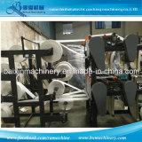 Cuatro bolsos planos plásticos del PE de la capa y bolsos del chaleco que hacen la máquina