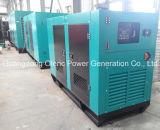 Leiser Typ Generator-Set Cummins-6bt 100kVA