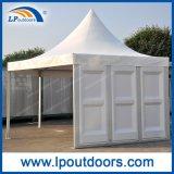 Tienda al aire libre de la pagoda de la carpa del polígono del diámetro los 6m con la pared del ABS