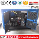 10-15kVA generatore diesel silenzioso raffreddato ad acqua di monofase 220V