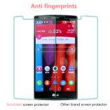 De Nanometer Aangemaakte Beschermer van het Scherm van het Glas voor LG G4