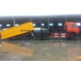 Vuilnisauto van de Lader van Dongfeng 6X4 14ton de Zelf