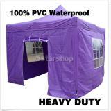 3 x 3 schioccano in su la tenda con resistente tenda del Gazebo dell'acqua ed UV