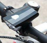 USB 재충전용 자전거 헤드라이트 테일 빛