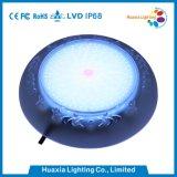 IP68 RGB de Muur Opgezette LEIDENE DC/AC12V Lamp van het Zwembad