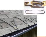 Cabo de aquecimento de remoção do gelo do telhado e da calha