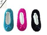 3つのカラー女性の冬の屋内靴(RY-SL1603)