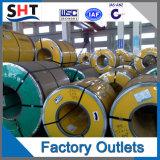 Directement prix de bobine de l'acier inoxydable 316L de la fabrication 304