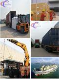 Servobewegungsfahrer-Wegwerfnahrungsmittelbehälter-Tellersegment-Kasten-Paket-Maschine