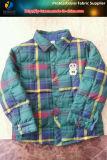 320tポリエステルのためのコーティングの鈍い繭紬の印刷ジャケット