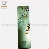 El rectángulo de papel de tarjetas grueso para el cosmético filetea la impresión de empaquetado del rectángulo de encargo de la crema dental