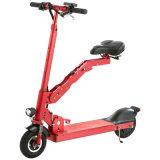 LEDライトが付いている携帯用小型電気折る自転車かスクーター