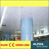 Clip suspendu par aluminium de plafond en métal dans le plafond de tuile