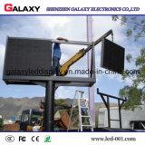 Pantalla delantera fija al aire libre de la muestra de la visualización de LED del mantenimiento P4/P6.67/P8/P10/P16