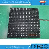 Pantalla al aire libre del alto módulo fijo impermeable LED de IP65 P10 Brilliantopto