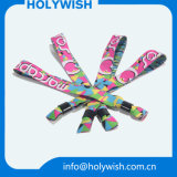 Best Energy Cheap Smooth Polyester Wristband