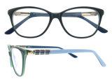 Glazen van het Frame Eyewear van de Glazen van de Acetaat van de manier de Nieuwe Model