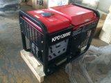 10kVA 10kw ouvrent le type générateur portatif diesel pour l'usage à la maison