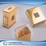 Het buitensporige Vakje van de Verpakking van het Parfum van de Gift van het Document Verpakkende Kosmetische (xc-pbn-020)