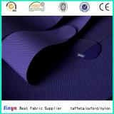 Tejido de nylon de alta calidad de revestimiento de PU 1000d con repelente de agua