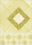 Cubierta de vector impresa PVC barata del modelo del material del vinilo del nuevo diseño con el forro no tejido