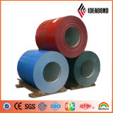 Ideabond Color Coated Aluminium Coil - PVDF Coating (série de cores sólidas)
