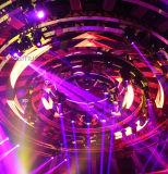Das Anheben /Rotation /Slide/Creative DER Fernsehapparat-LED-Bildschirmanzeige, verwenden für Stab-Leistung, Singger Erscheinen-großes Stadium