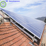 Energía solar de la en-Red del uso de la familia