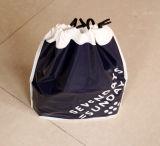 Мешки Drawstring полиэфира изготовленный на заказ для подарков