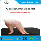 Tapis en cuir anti-fatigue en cuir PU