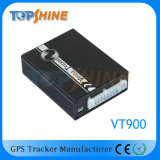 Traqueur sec Vt900 du véhicule GPS de Gapless avec l'appareil-photo, détecteur de niveau d'essence, management de flotte d'IDENTIFICATION RF
