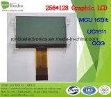 256X128 이 도표 LCD 모듈, UC1611, 34pin 의 의학을%s 이 LCD 위원회
