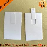 Movimentação deslizante quente do flash do USB do cartão de crédito como os presentes justos (YT-3109)