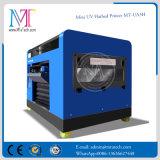 De nieuwe Printer van de Kaart van de Printer van de Verkoop van het Ontwerp Hete A3 Flatbed UV, met Hoogstaande, ServoMotor met Ce- Certificaat