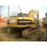 Escavatore utilizzato del cingolo del gatto 320b dell'escavatore del gatto 320b