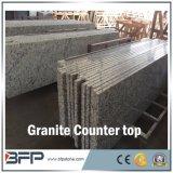 China Countetop cinzento, bancada do granito do preço de fábrica para o banheiro