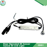 Interruptor de sensor IR alternativo da luz LED