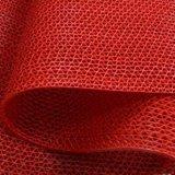 Stuoia Rolls, stuoia antiscorrimento del PVC della maglia di colore del PVC S in Rolls