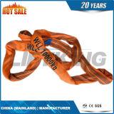 Nylon Sling Belt Type de protection Round Sling