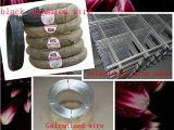 Emballage noir de sac tissé par 1.2mm de Bwg de fil de fer